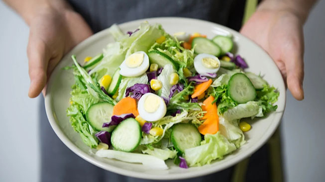 Makanan Rendah Kalori