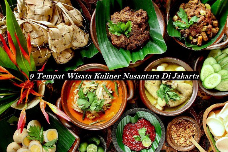 Kuliner nusantara di Jakarta